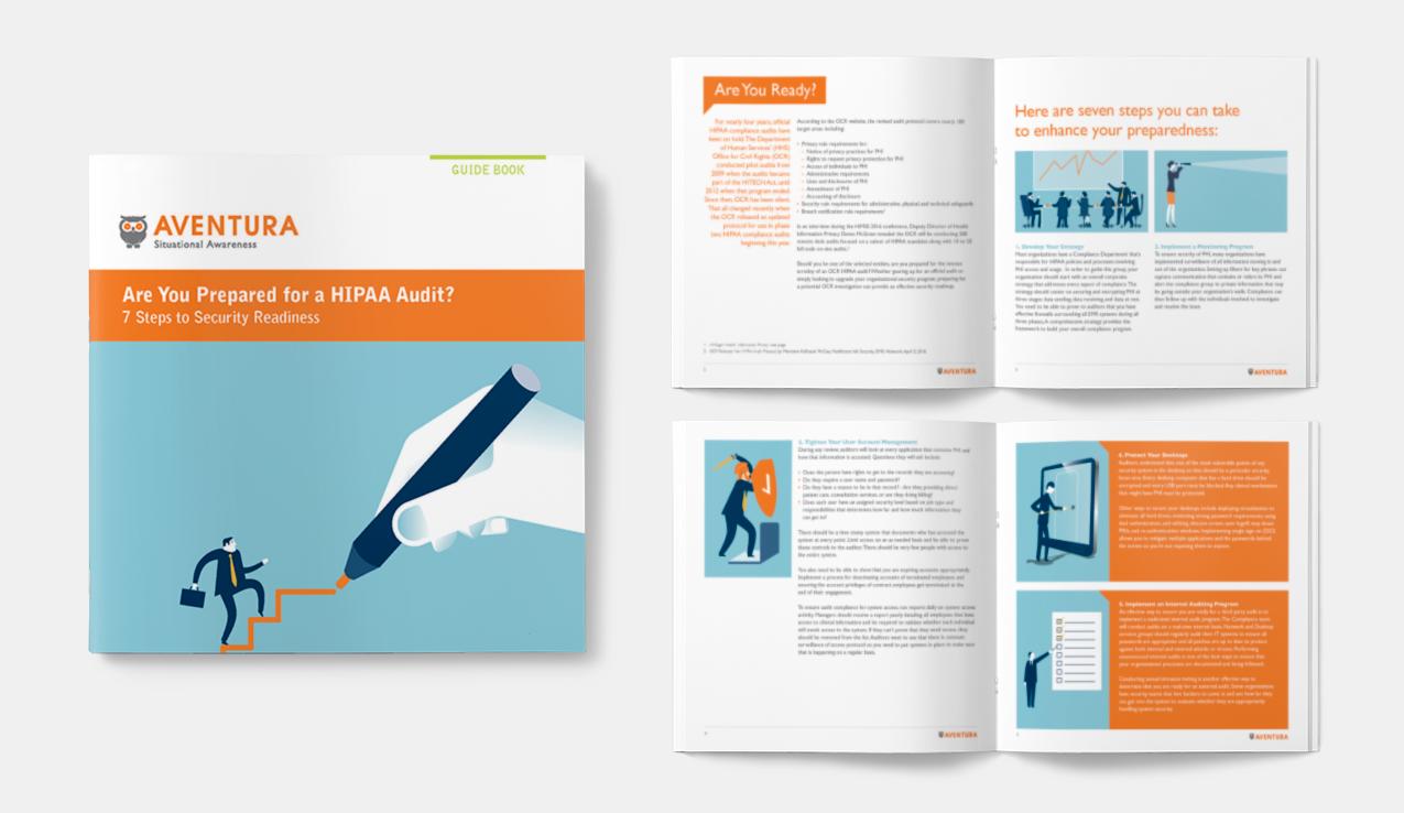 Aventura - Guide Book Design