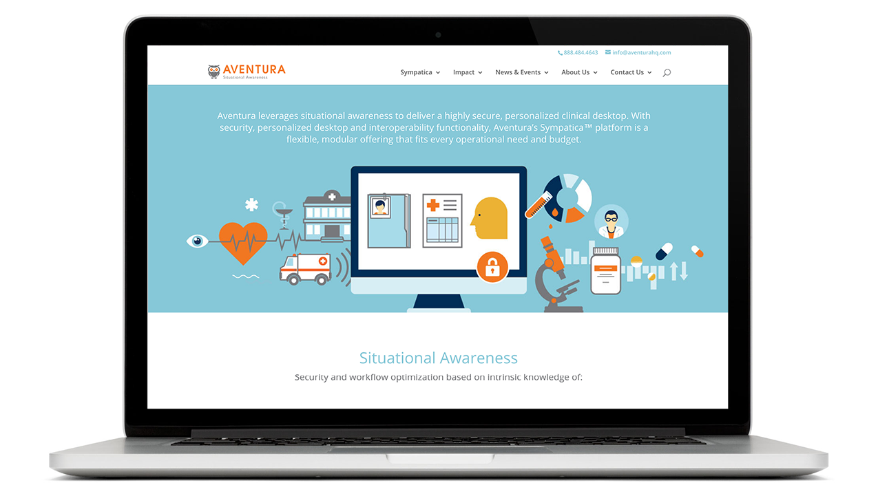 Aventura Website