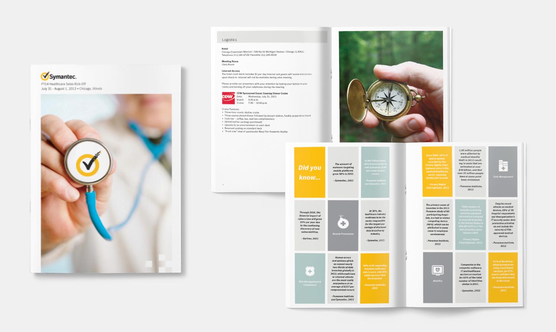 Symantec - Booklet