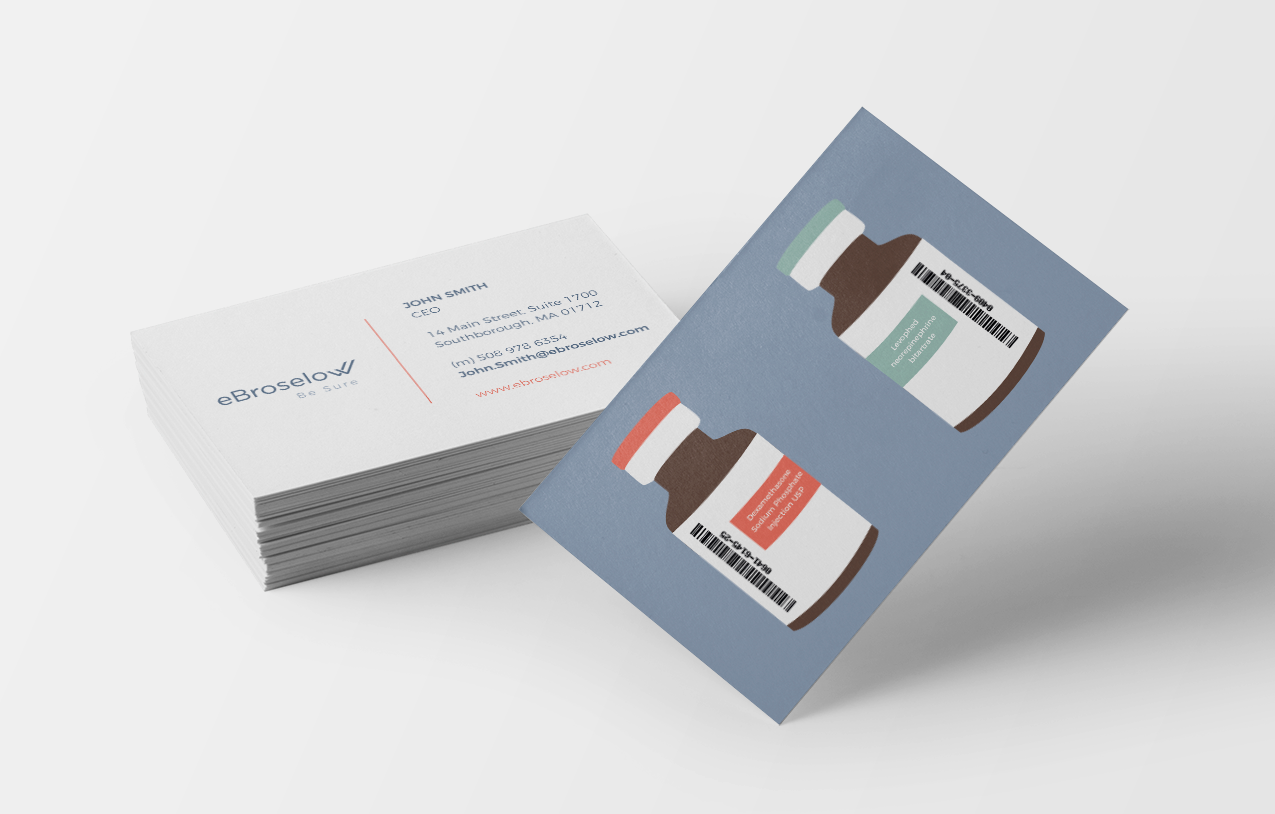 eBroselow - Business Card