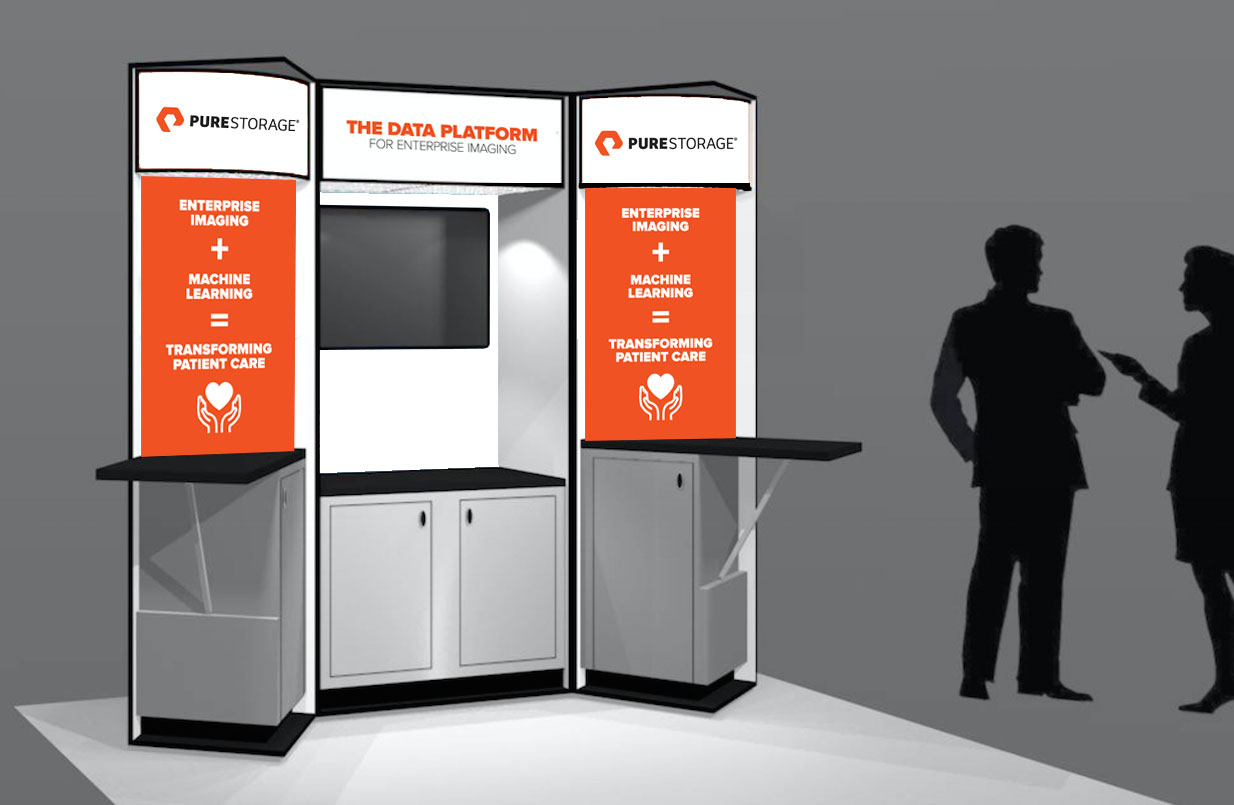 Pure Storage - Booth