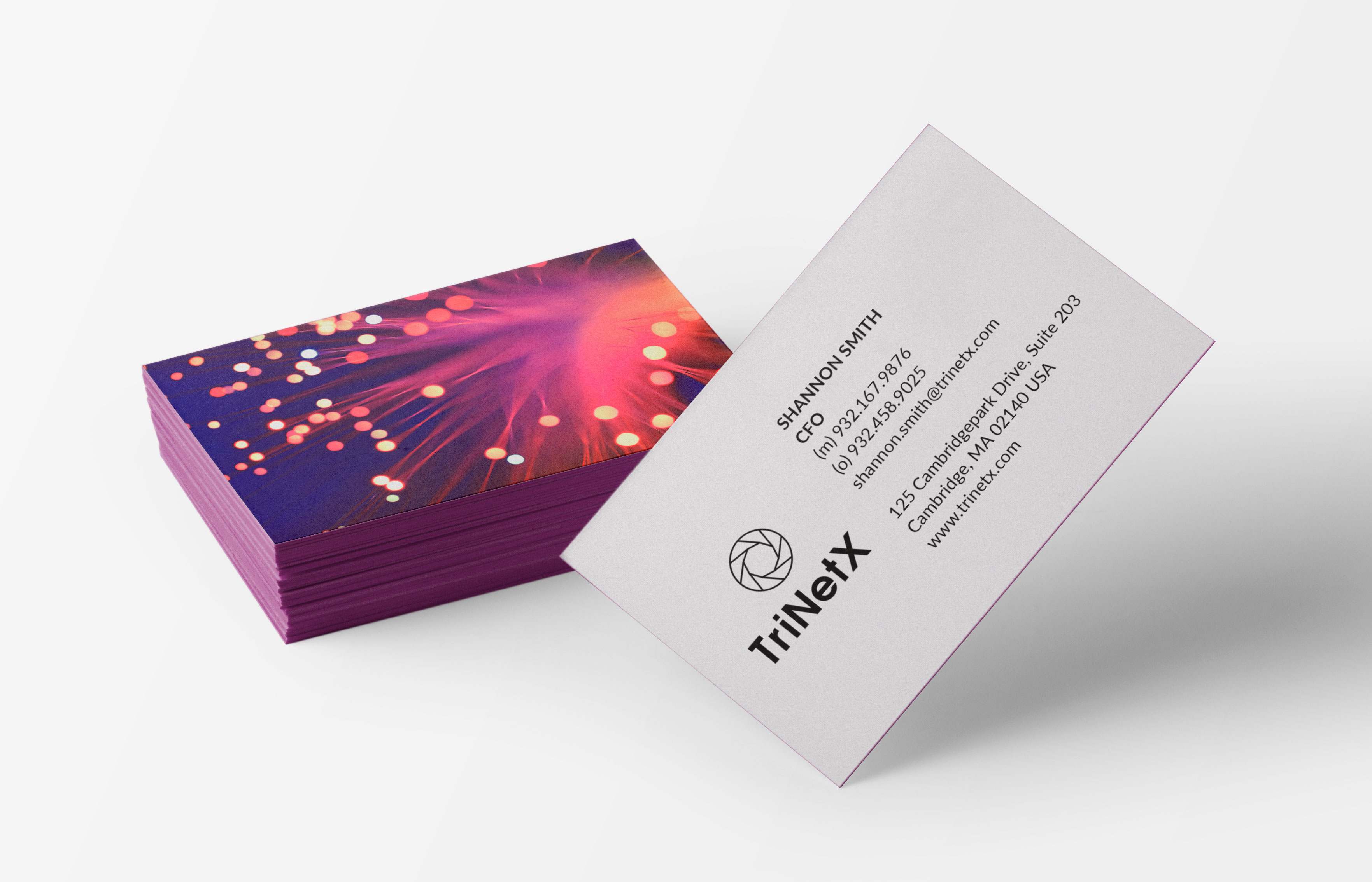 TriNetX Business Card