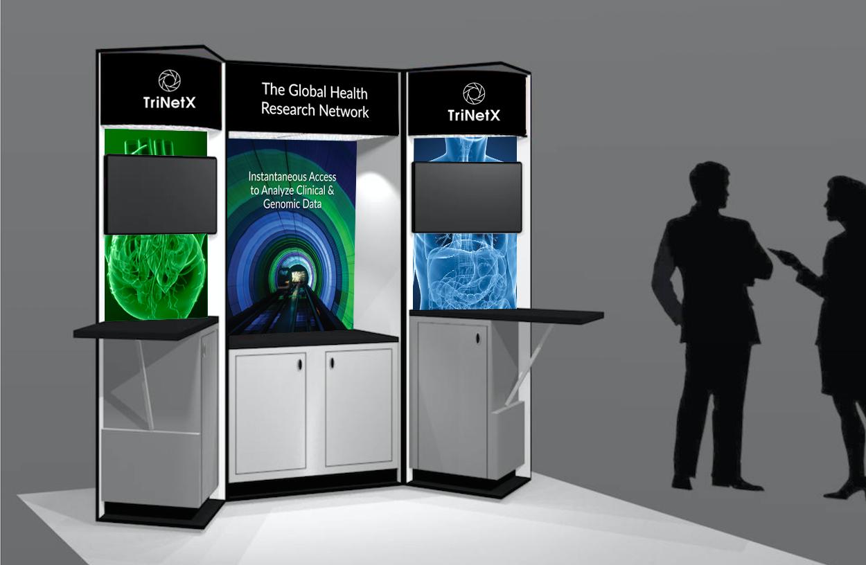 TriNetX Booth - HLTH
